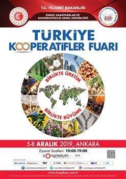 Türkiye Kooperatifler Fuarı